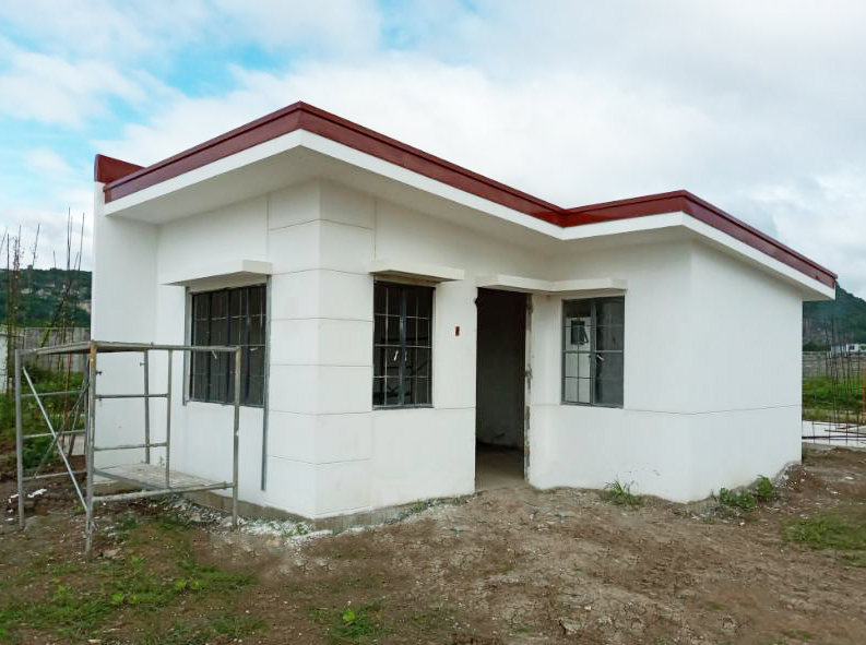 Project Description: One Storey Single Attached Project Location: Teresa Rizal Product / Equipment Used: Aluminum Formworks